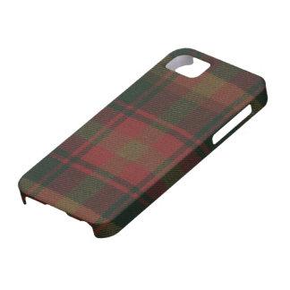 Maple Leaf Tartan iPhone 5 ID Case iPhone 5 Cover