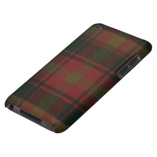 Maple Leaf Tartan iPod Touch BARELY THERE Case iPod Touch Cases