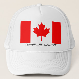 Maple Leaf Trucker Hat