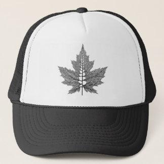 Maple Leaf Veins Hat