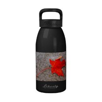 Maple Leaf Drinking Bottle