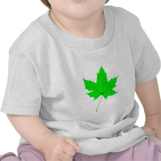 Maple Leave T Shirts