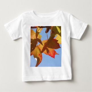 Maple Leaves Baby T-Shirt