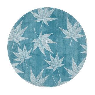 Maple Leaves Cutting Board