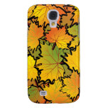 Maple Leaves iPhone 3G/3GS Case Samsung Galaxy S4 Covers