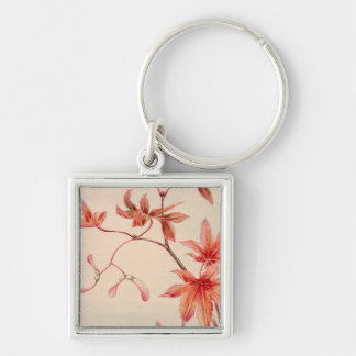 Maple leaves Keychain