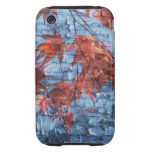 Maple Leaves Tough iPhone 3 Cases