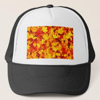 Maple Leaves Trucker Hat