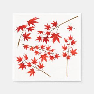 Maple Paper Napkin