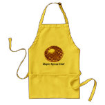 Maple Syrup Chef Adult Apron
