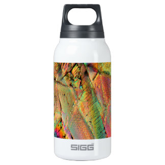 Maple syrup insulated water bottle