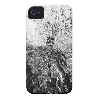 Maple Tree Inkblot Photograph iPhone 4 Case