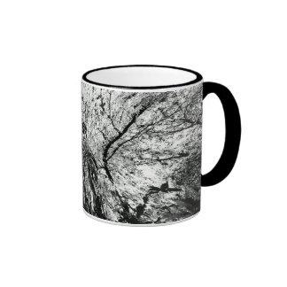 Maple Tree Inkblot Photograph Coffee Mugs