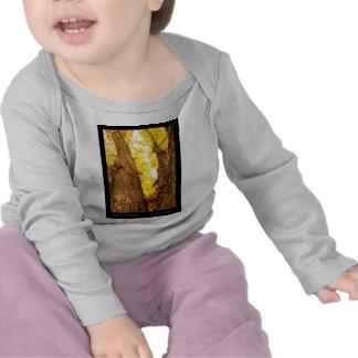 Maple Tree Three Poster Print Tshirt