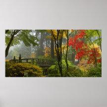 Japanese Garden Posters, Japanese Garden Prints, Art Prints ...