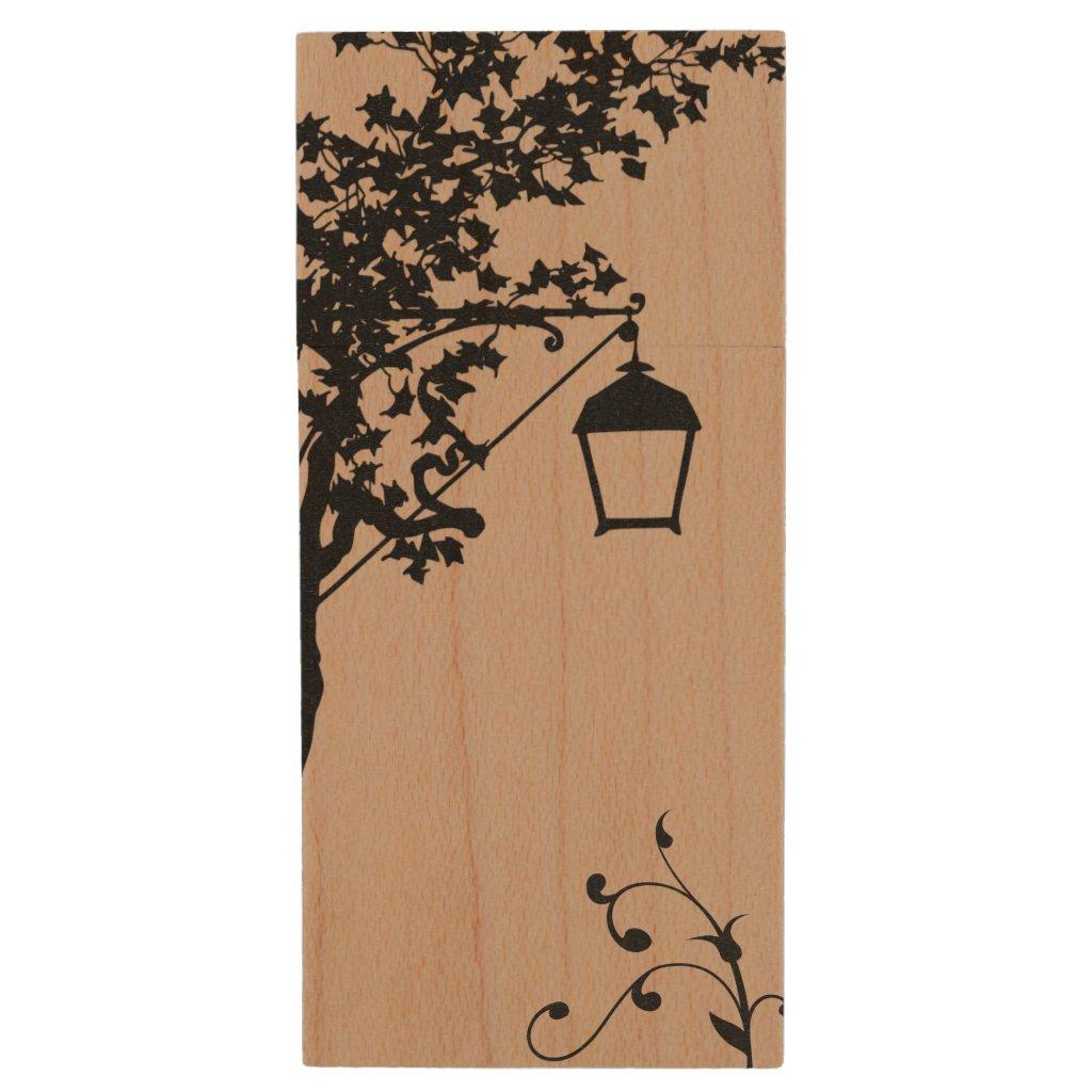 Maple USB Wedding Flash Drive