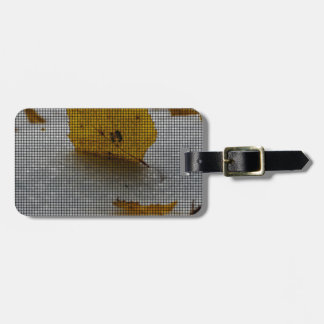 Maple Weaved Luggage Tag