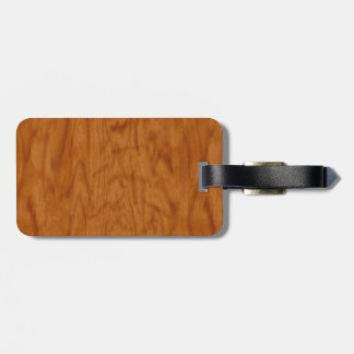 Maple Wood at It's Best Luggage Tag