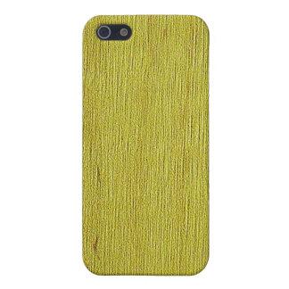 Maple Wood Grain Case For iPhone SE/5/5s