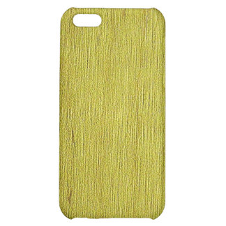 Maple Wood Grain Cover For iPhone 5C