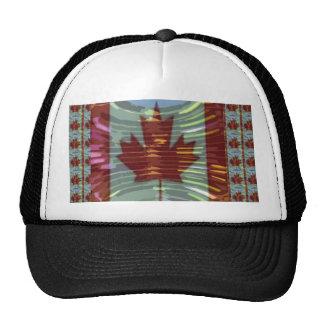MapleLeaf : Representing Proud Canadian Values Trucker Hats