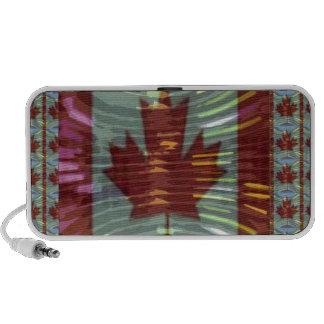 MapleLeaf Representing Proud Canadian Values Speaker