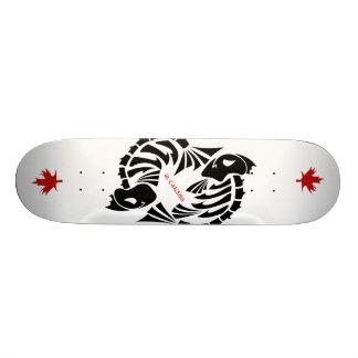mapleleaf skate deck