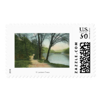 Maplewood Park Indian Trail Postage
