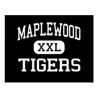 Maplewood - Tigers - High - Guys Mills Post Cards