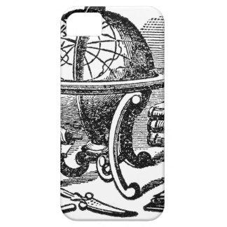 Mapmaker's Desk - Globes iPhone SE/5/5s Case