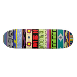 Mapocho Tribal Designer Skateboard Deck