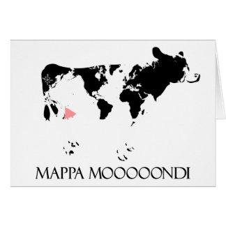 Mappa Mooooondi Tarjeta