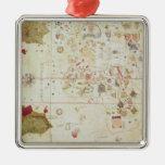 Mappa Mundi, 1502 Adorno De Reyes