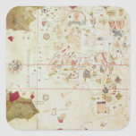 Mappa Mundi, 1502 Colcomania Cuadrada
