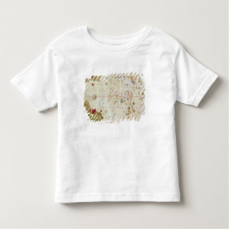 Mappa Mundi, 1502 Toddler T-shirt
