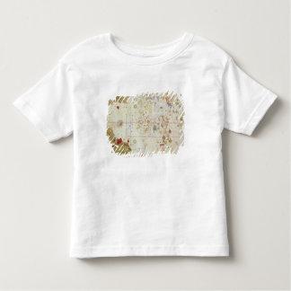Mappa Mundi, 1502 Toddler T-shirt