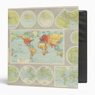 Mapping of the world binder