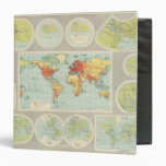 Mapping of the world binders