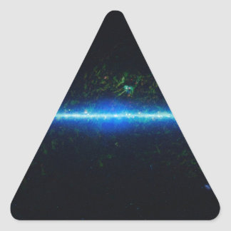 Mapping the Infrared Universe: The Entire WISE Sky Triangle Sticker