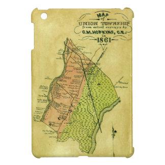 MAPS Exhibition Collection: Hands Color- WIDE iPad Mini Case