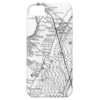 MAPS Exhibition Collection: Hands Line Art iPhone SE/5/5s Case