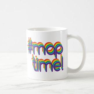 Maptime mug