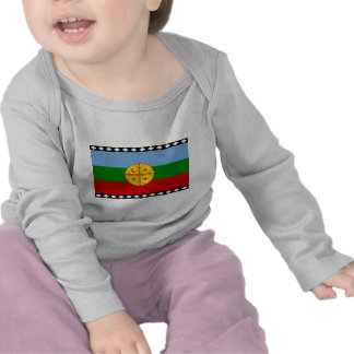 Mapuche Flag T Shirts