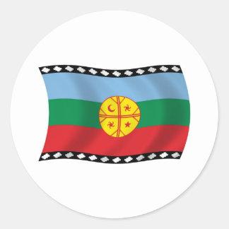 Mapuches Flag Sticker