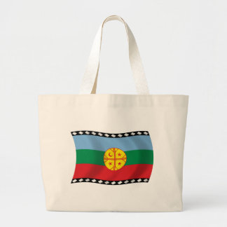 Mapuches Flag Tote Bag