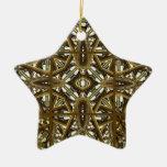 Maqueta de cristal religiosa de las ilustraciones adornos de navidad