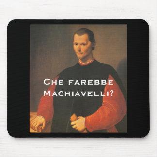 Maquiavelo 4 tapetes de ratones