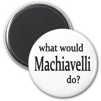 Maquiavelo Imán De Frigorífico