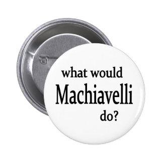 Maquiavelo Pin
