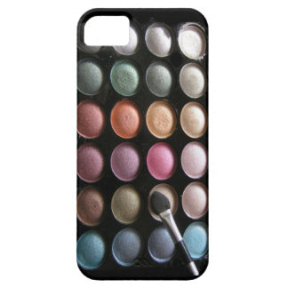 Maquillaje del ojo iPhone 5 protector